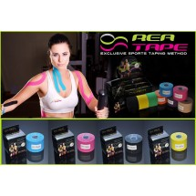 REA TAPE Classic series - standard kinesiology tape on roll 5m x 5cm